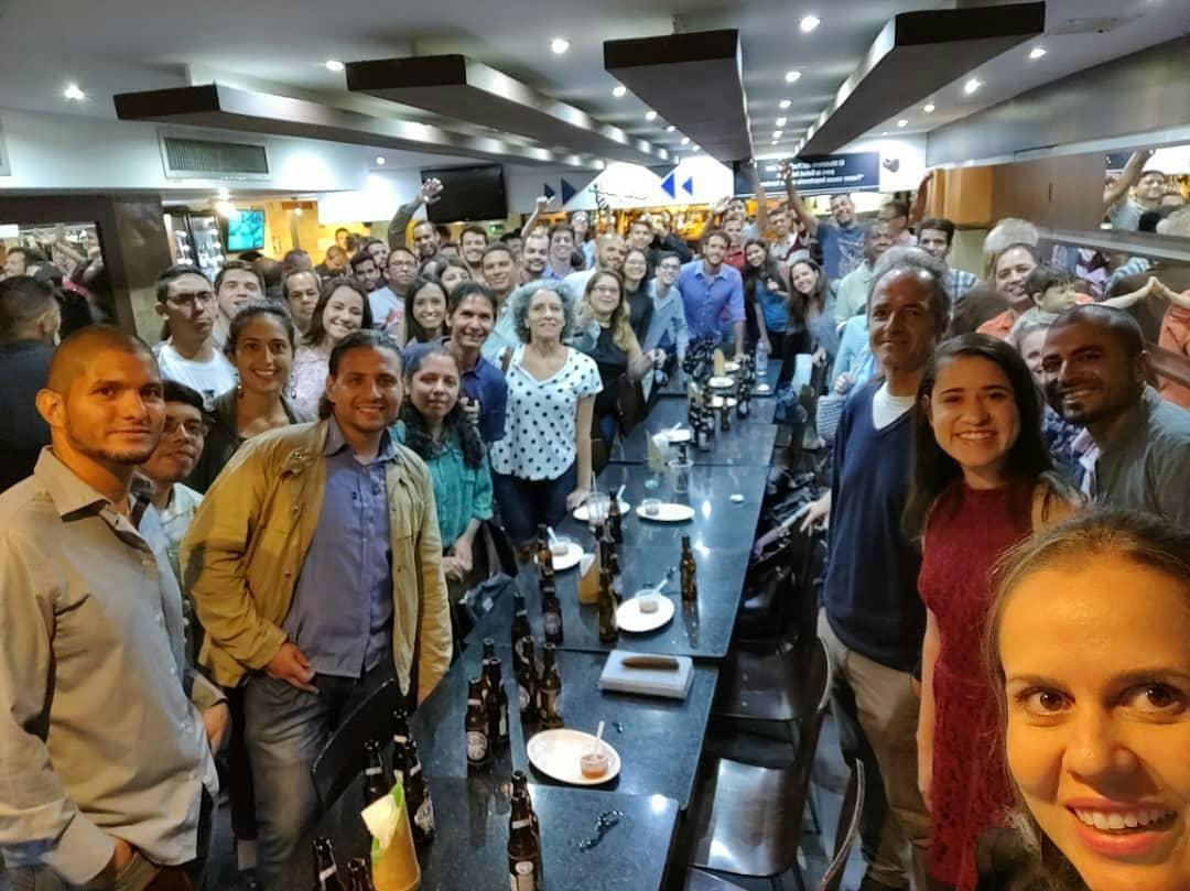 Primer encuentro de geofísicos venezolanos